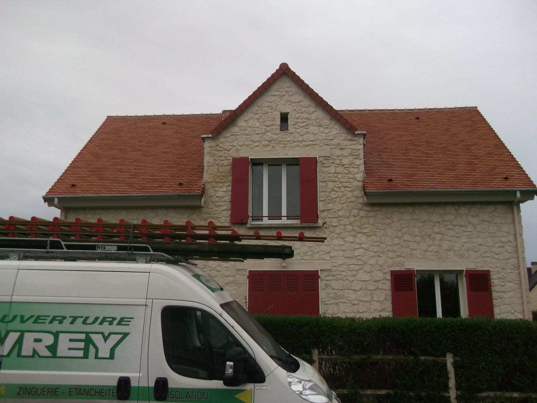 Couvreur Colombelles près de Caen